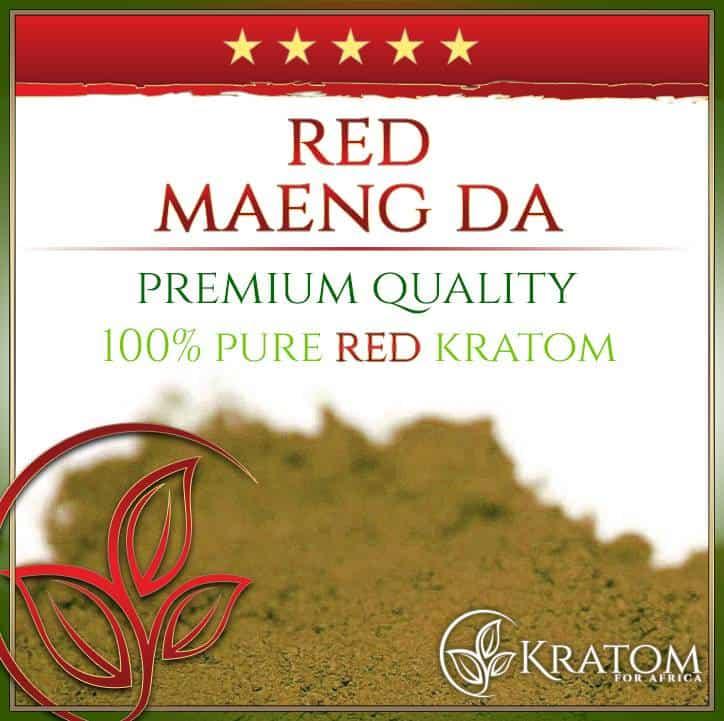 Red-Maeng-Da kratom
