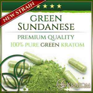 Green-Sudonese-Kratom