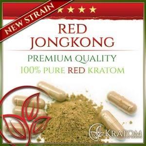 Red-Jongkong-Kratom