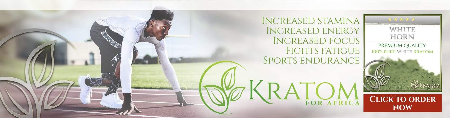 Kratom Sport White Horn
